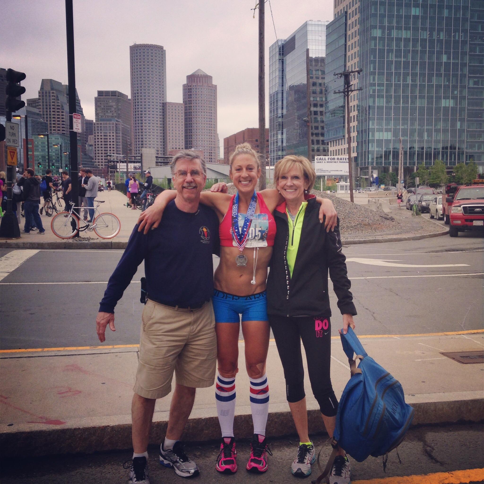 Boston's Run To Remember   May 26, 2019   Running near ...